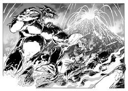 Etna Comics 2013 Luca Enoch