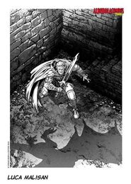 Albissola Comics 2016 Luca Malisan