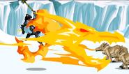 Skill-Fire Dragon Spirit