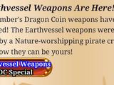 Earthvessel Weapons