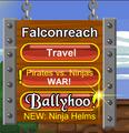 Ninja VS Pirate War Signboard.png