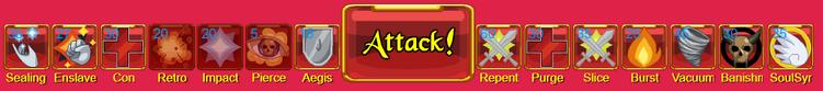 SoulWeaver Armor Abilities