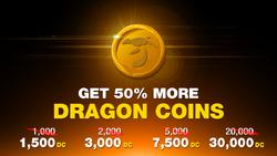 Dragon Coin Special 2020