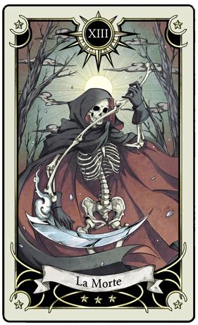 Significado de La Muerte en el Tarot, en todos los planos de la vida