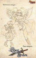 Fae & Airi Artwork