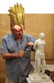 S1 PVP - Mike o escultor