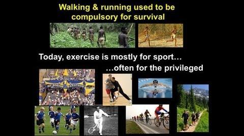 CARTA Bipedalism and Human Origins--Dan Lieberman The Evolution and Relevance of Human Running
