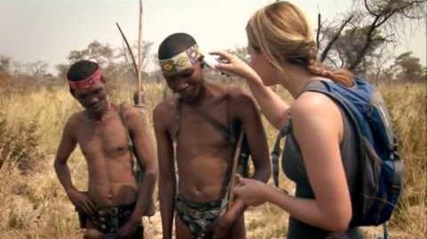 BBC - The Incredible Human Journey -1 of 5 -Out of Africa arc.avi