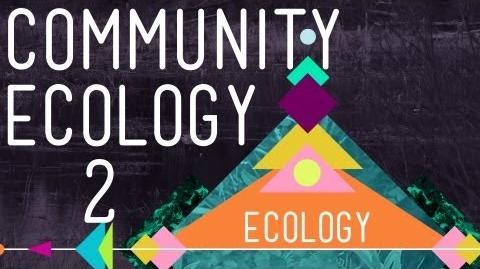 Community Ecology II Predators - Crash Course Ecology 5