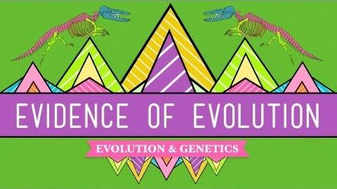 Evolution It's a Thing - Crash Course Biology 20-0