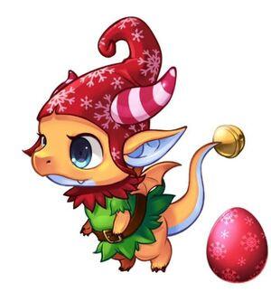 Santafairy Dragon