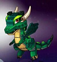 Block Dragon