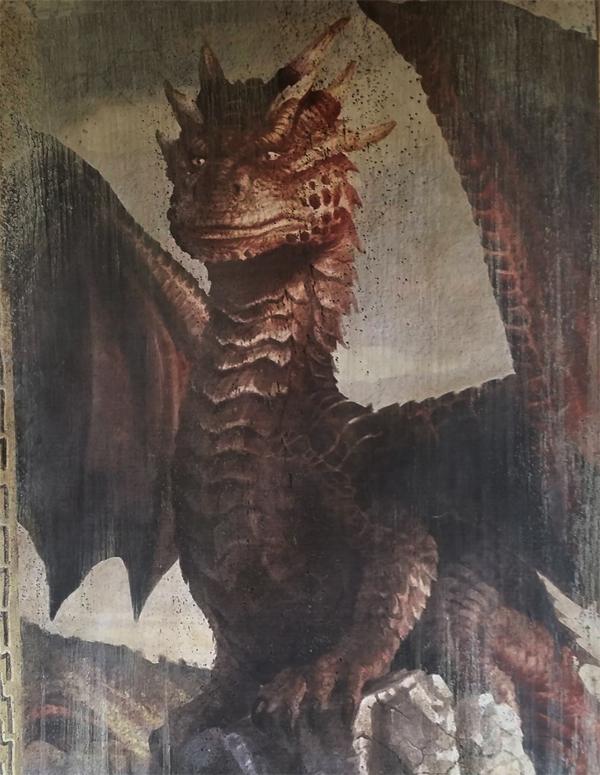 Draco | Dragonheart Wiki | FANDOM powered by Wikia