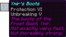 Ymirs boots