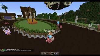 DragonHollow Pig Races!