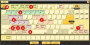 Key controls