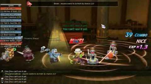 Dragonica Dragon Saga - Farrel's Lab Part 2 Ranger