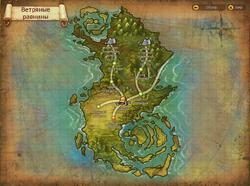 Dalnie map