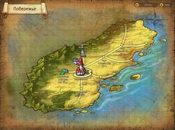 Akulij map