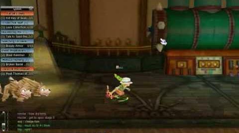 Dragonica Dragon Saga - Farrel's Lab Part 1 Ranger