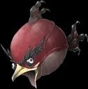 Unhappy Bird