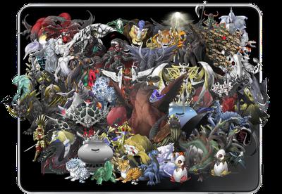 Monster List | Dragon Island Blue Wiki | FANDOM powered by Wikia