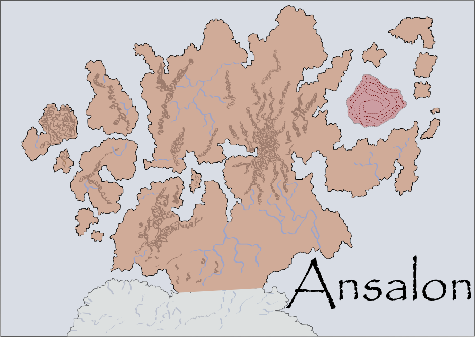Ansalon Post Cataclysm