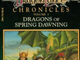 Dragons of Spring Dawning(novel)