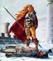 Laurana Dragonlance