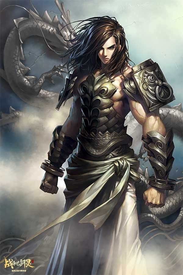 Jiang Chen | Dragon-Marked War God Wikia | FANDOM powered by