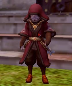 Cleric Trainer Enoc