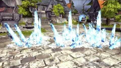 Dragon Nest - Freezing Spike EX-0