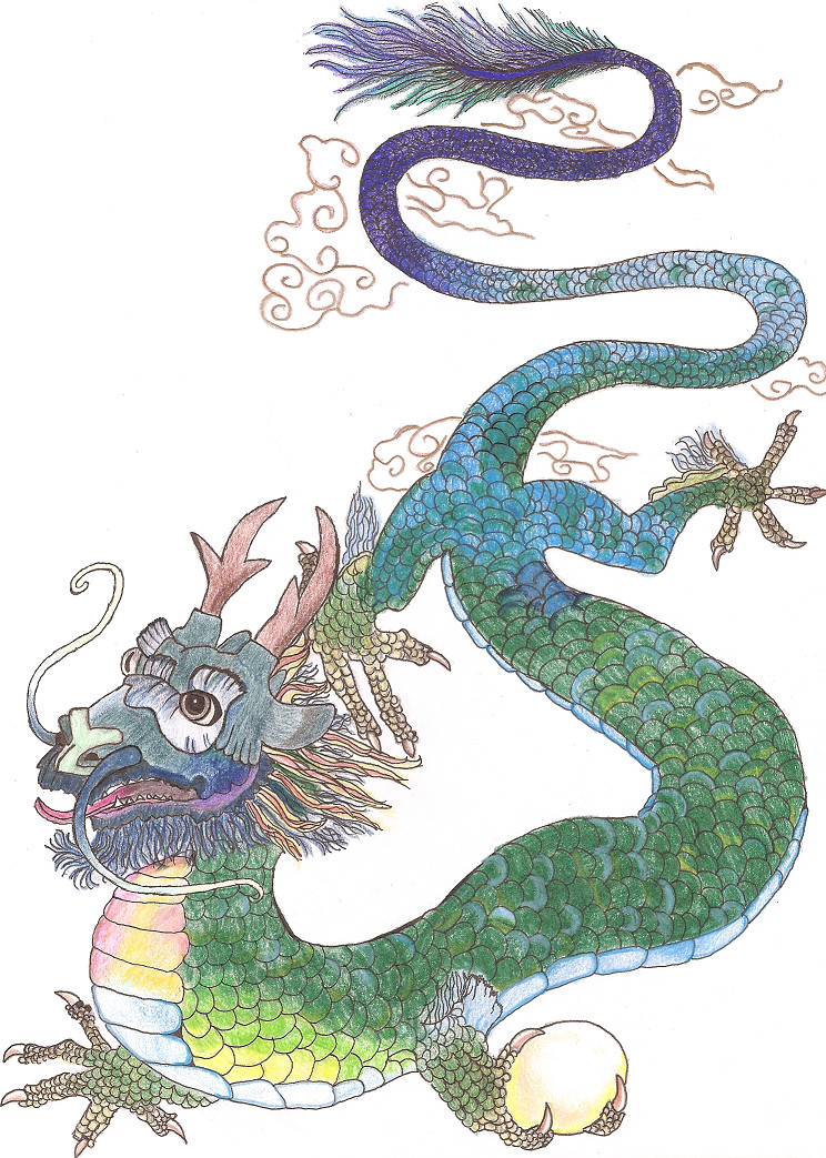 Chinese Lung | Dragonology Wiki | FANDOM powered by Wikia