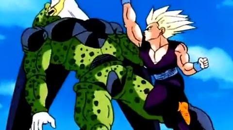 Gohan vs Cell - Full Fight (No filler dialogue)