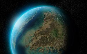 Planet Koaku
