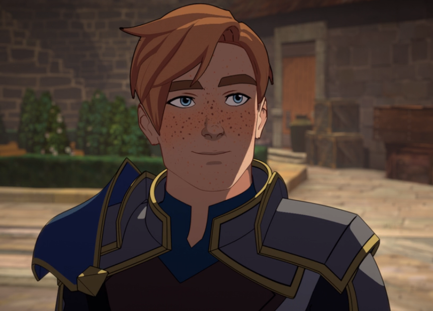 The Dragon Prince 2018 Gren X reader lemon forced Out