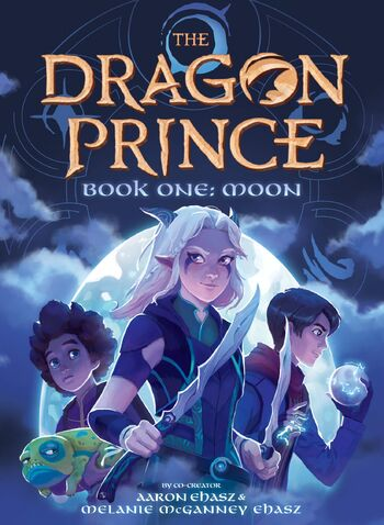 The dragon prince book 2 sky