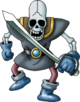 DQVIII - Skeleton