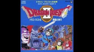 Dragon Quest II Gods of the Evil Spirits - Only Lonely Boy - Love Song