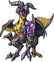 DQMJ3 - Evil terrorhawk