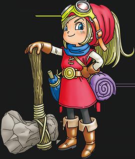 Heroine (Dragon Quest Builders)   Dragon Quest Wiki   FANDOM