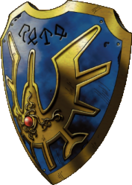 DQIX - Erdrick's shield