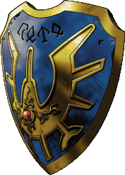 DQIX - Erdrick's shield