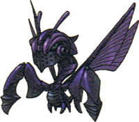 DQX - Black mantis