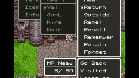 SNES Longplay 205 Dragon Quest III (part 4 of 7)