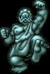 DQXI - Stone guardian 2D