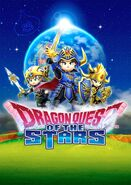 Dragon Quest of the Stars global launch promo