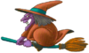 DQIII - Crone ranger