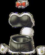 DQVIII3DS - Bunny suit