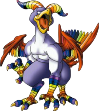 DQIVDS - Prism peacock